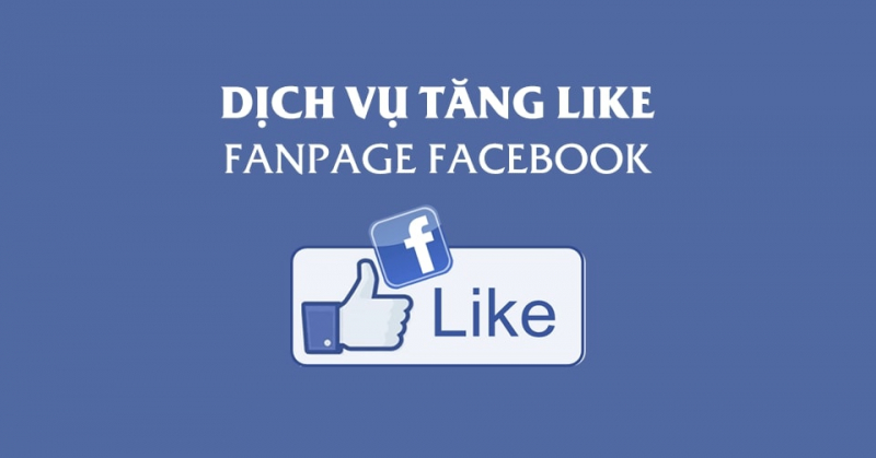 Dịch vụ tăng like facebook của Abclike