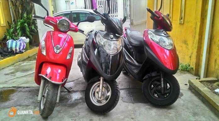 Dịch vụ thuê xe Đà Nẵng-Công ty Bình Mình