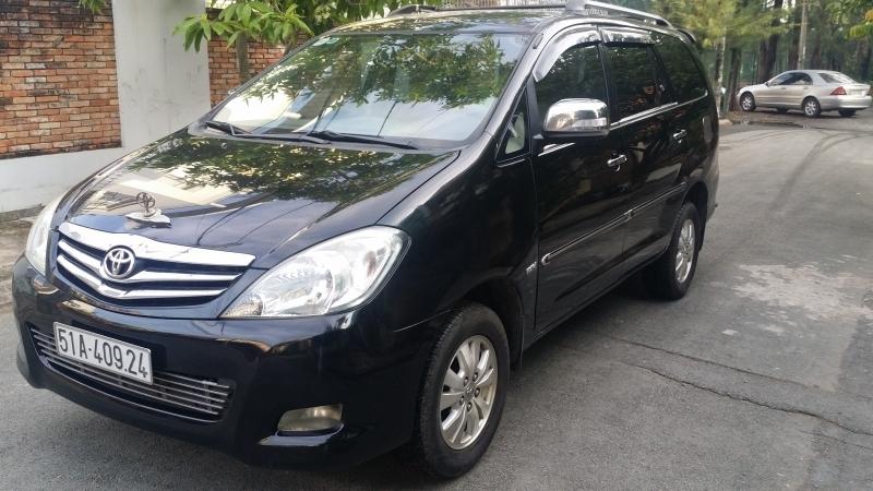 Dịch vụ cho thuê xe tự lái Mai Thuận