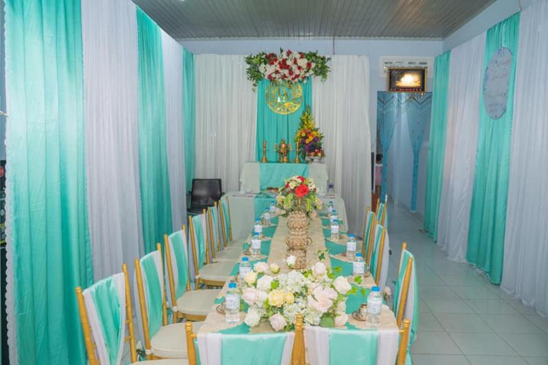 Dịch vụ tiệc cưới 6 KHA