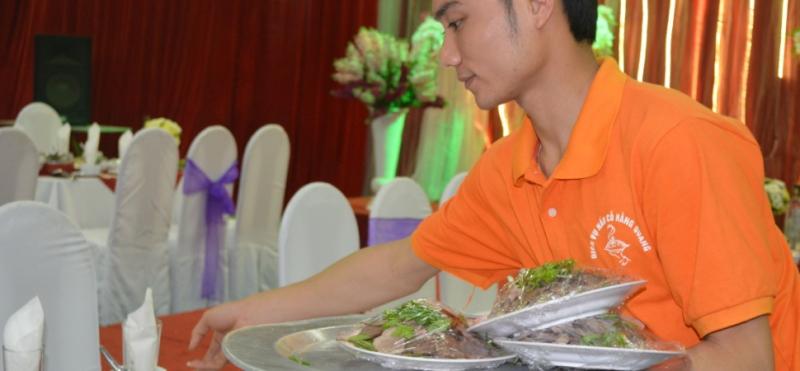 Dịch vụ tiệc Hằng Quang