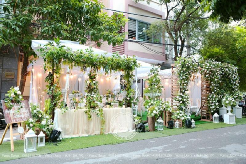 Top 5 dịch vụ tổ chức tiệc cưới tại nhà tốt nhất tại TP Thanh Hoá