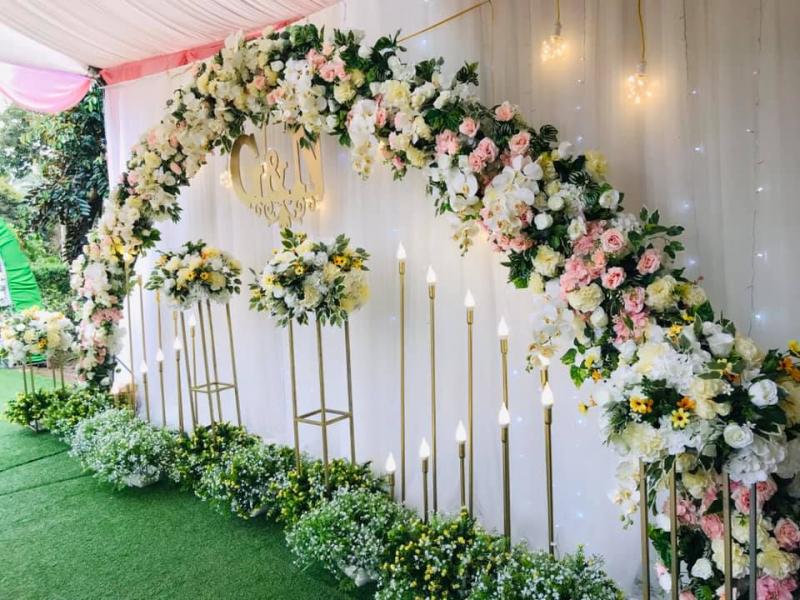 Top 10 Dịch vụ trang trí tiệc cưới đẹp và uy tín nhất Bến Tre