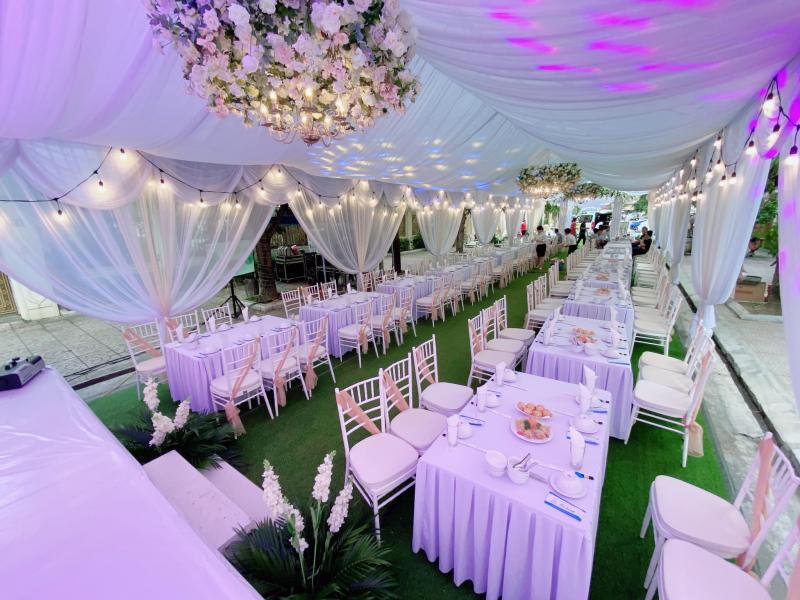 Dịch vụ trang trí tiệc cưới - Cưới Cao Cấp Luxury Wedding