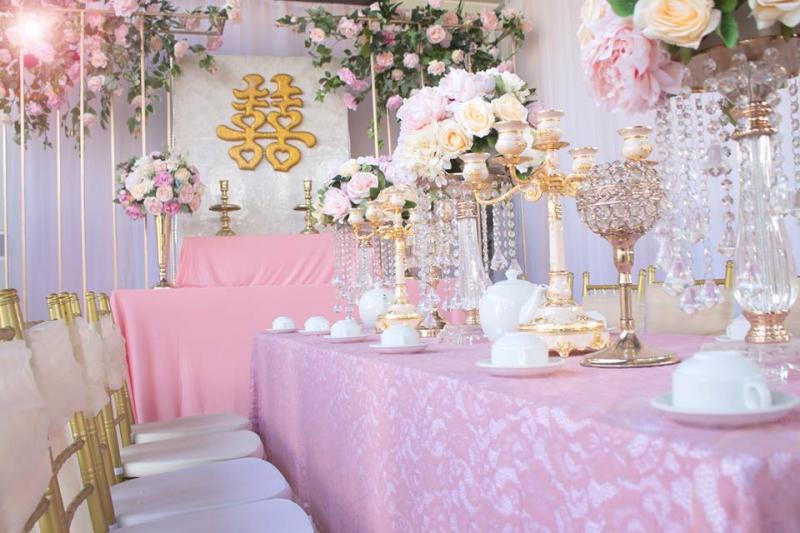 Dịch vụ trang trí tiệc cưới Danh Decor