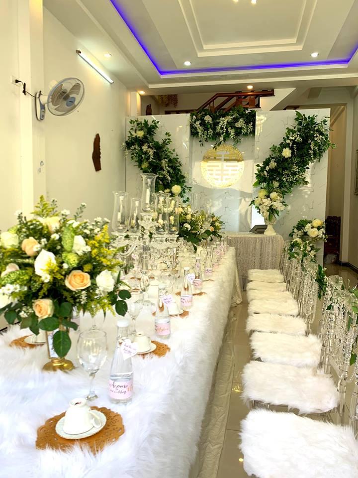 Dịch vụ trang trí tiệc cưới DC Wedding