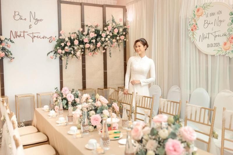 Dịch vụ trang trí tiệc cưới Happy Garden