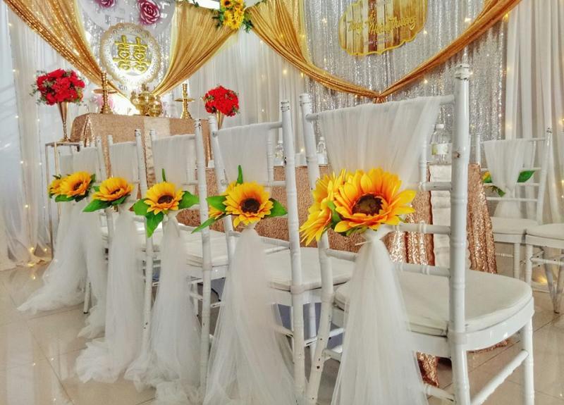 Dịch vụ trang trí tiệc cưới Hing Decor