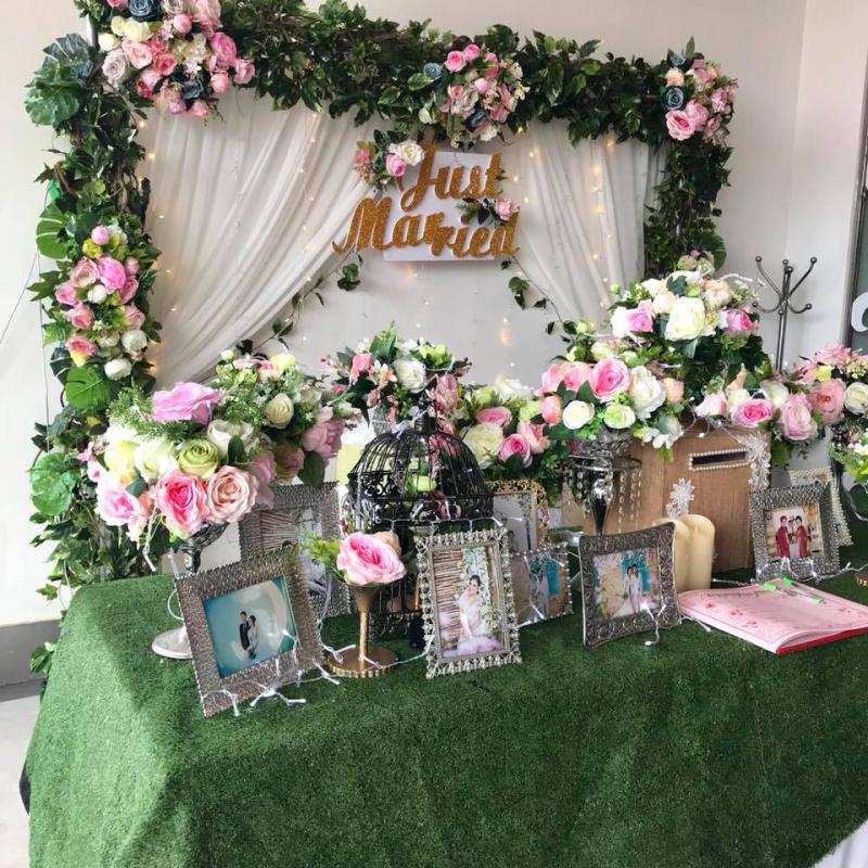 Dịch vụ trang trí tiệc cưới Hồng Dân Wedding Planner