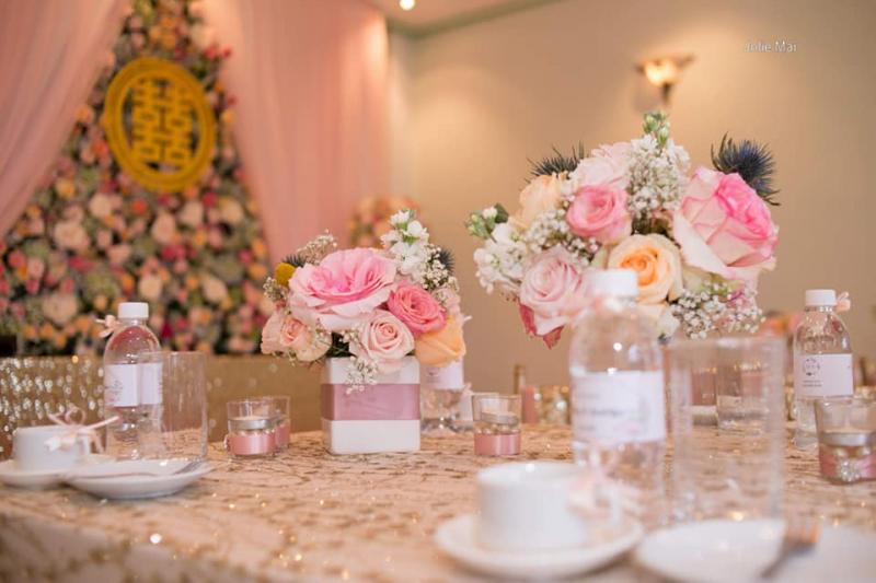 Dịch vụ trang trí tiệc cưới Jolie Mai -Wedding Planner