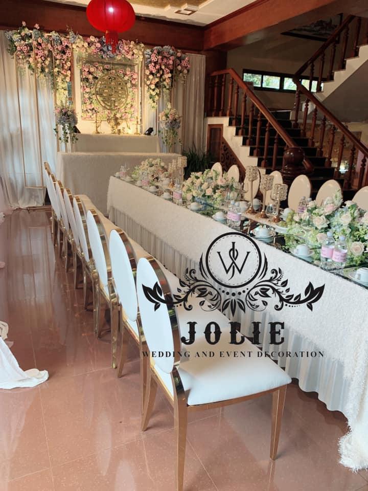 Dịch vụ trang trí tiệc cưới Jolie Wedding Pleiku