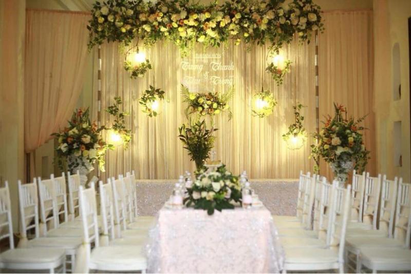Dịch vụ trang trí tiệc cưới Jun Decor