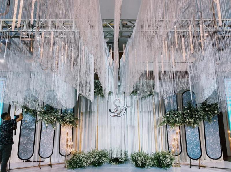 Dịch vụ trang trí tiệc cưới Kelvin Wedding & Event