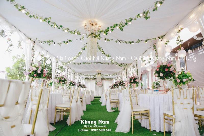 Dịch vụ cưới hỏi cao cấp Khang Nam
