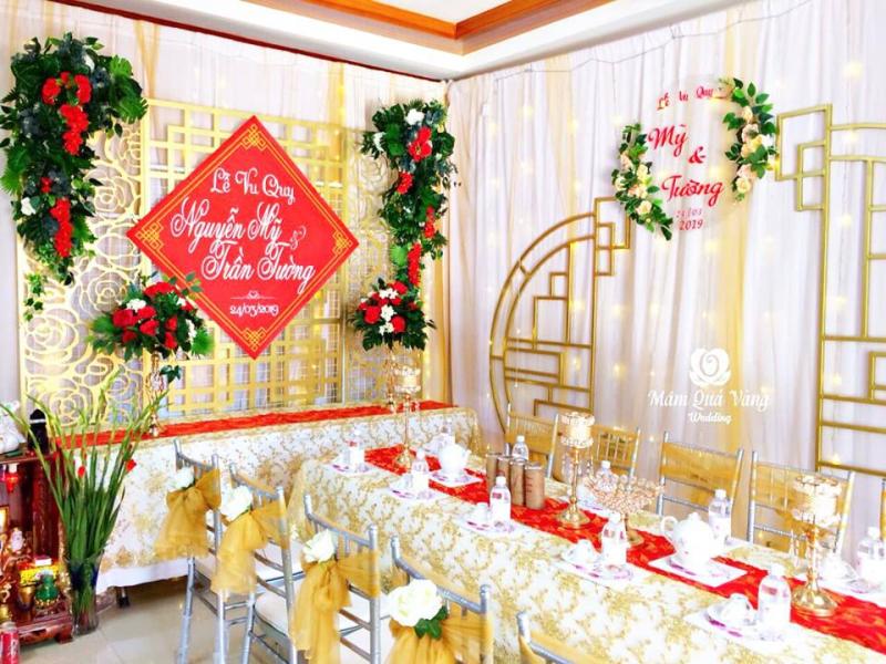 Top 6 Dịch vụ trang trí tiệc cưới đẹp và uy tín nhất Vũng Tàu