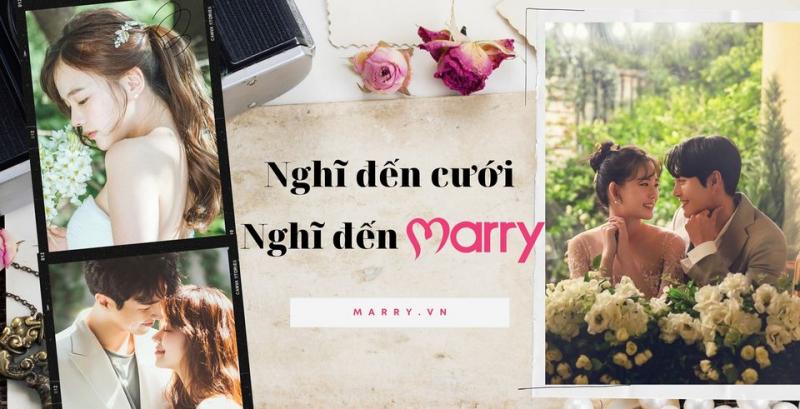 Dịch vụ trang trí tiệc cưới Marry