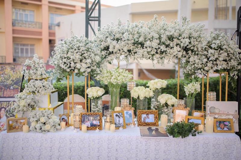 Dịch vụ trang trí tiệc cưới Ngọc Trân