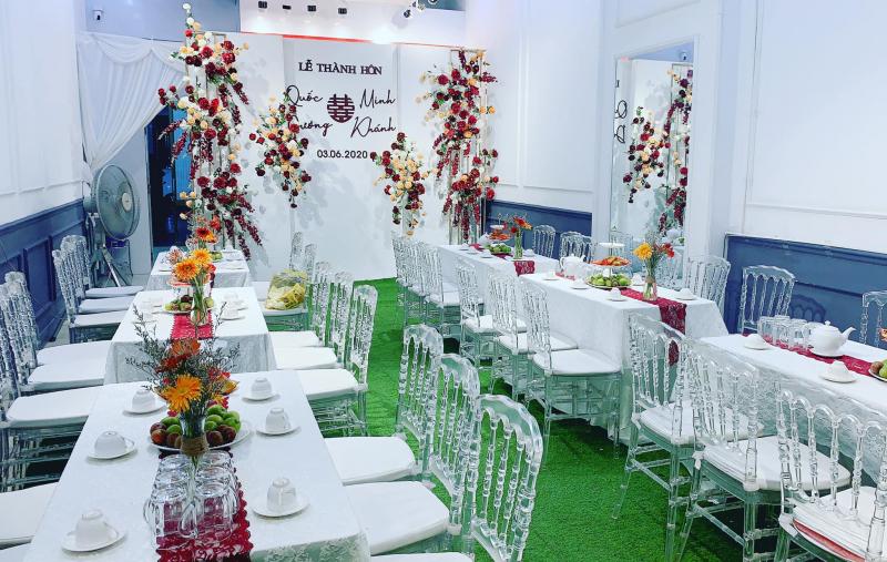 Dịch vụ trang trí tiệc cưới OS Wedding - Wedding & Event Planned