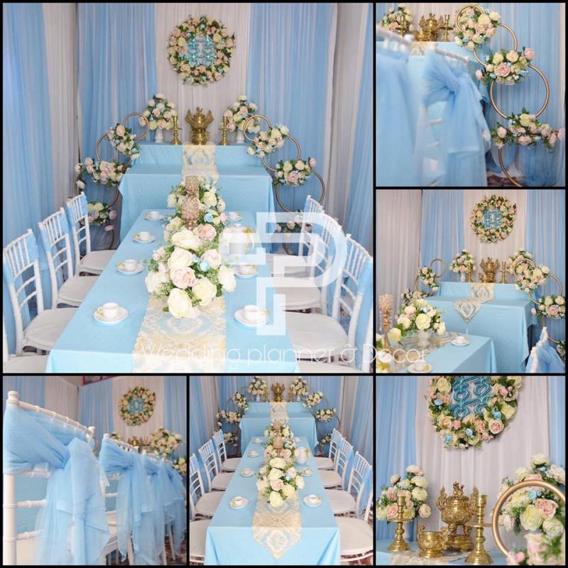 Dịch vụ trang trí tiệc cưới P&T Wedding planner & decor