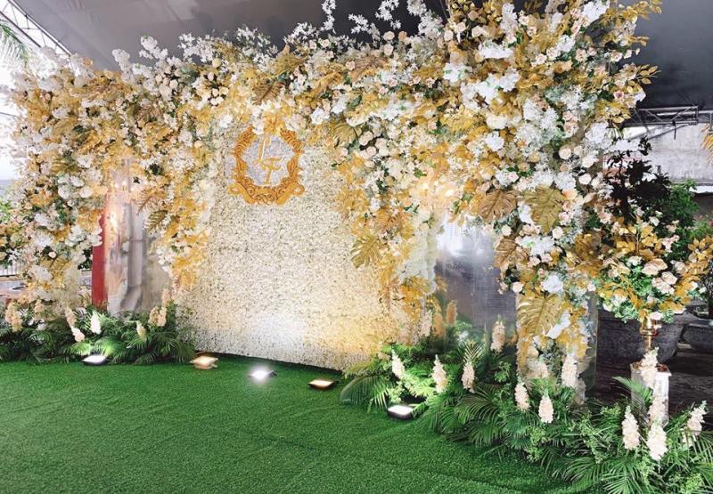 Dịch vụ trang trí tiệc cưới PLevent