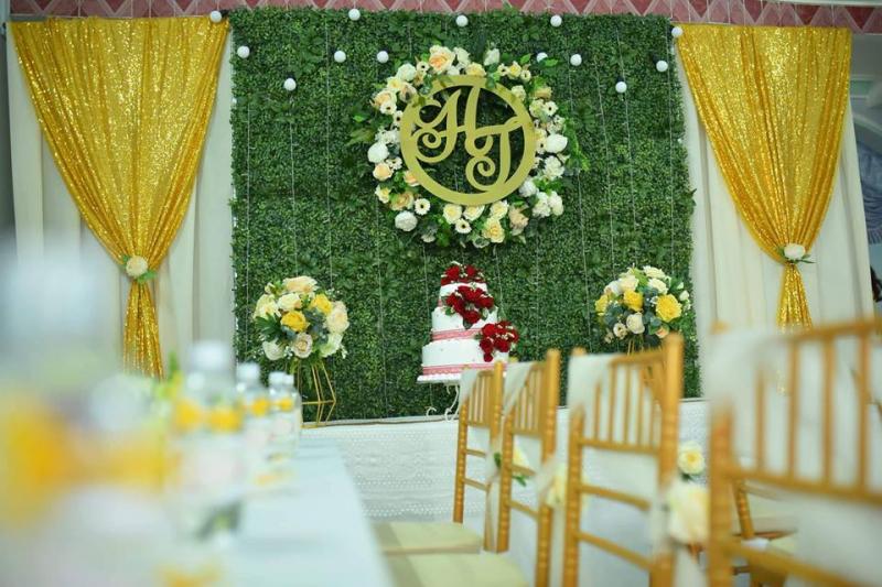 Dịch vụ trang trí tiệc cưới Rom Rom Wedding Planner