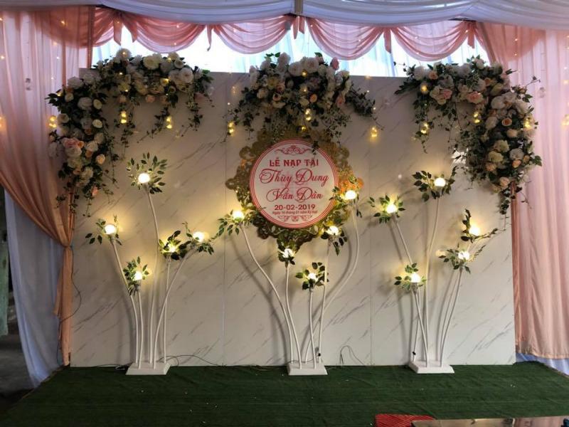 Top 7 Dịch vụ trang trí tiệc cưới đẹp và uy tín nhất Thanh Hóa