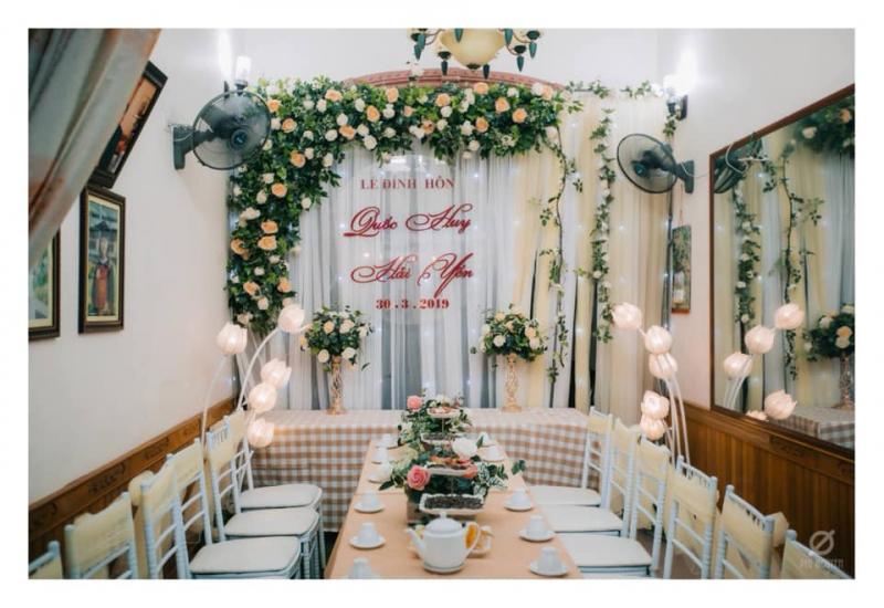 Dịch vụ trang trí tiệc cưới Thông Trang (Thông Trang Rạp Cưới)