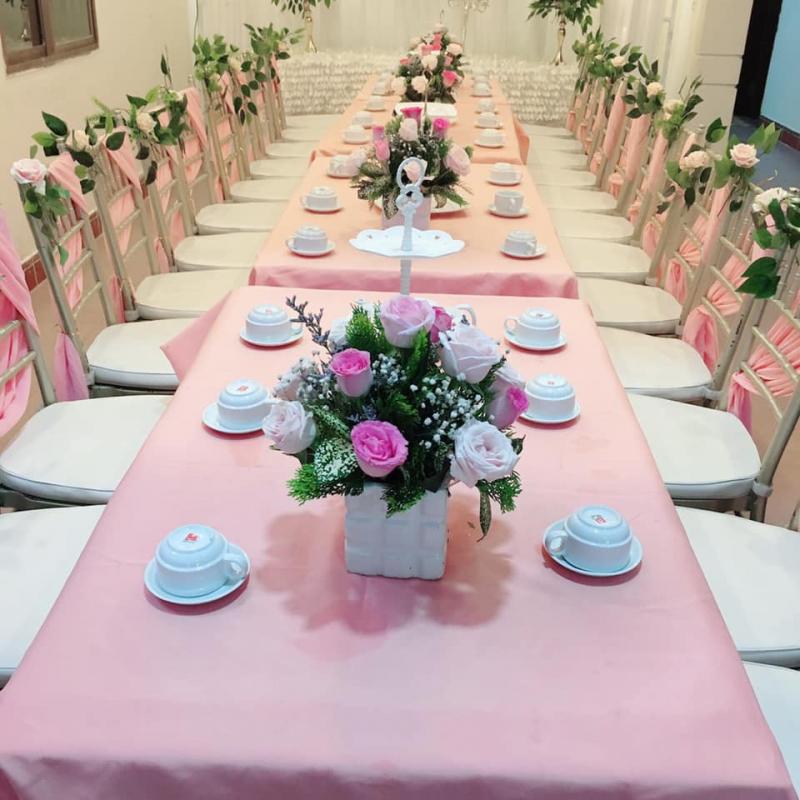 Dịch vụ trang trí tiệc cưới Thủy Thu (Rạp cưới Thủy Thu)