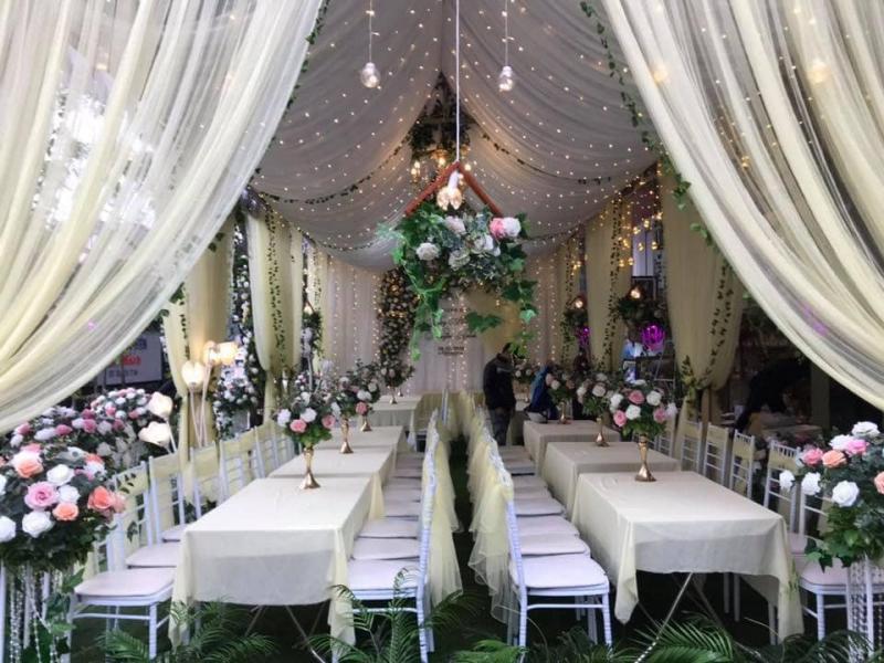 Dịch vụ trang trí tiệc cưới Tú Minh (Rạp Cưới Tú Minh)