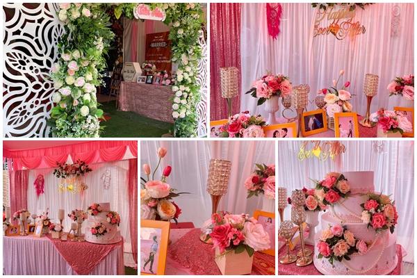 Dịch vụ trang trí tiệc cưới Tuấn Thu