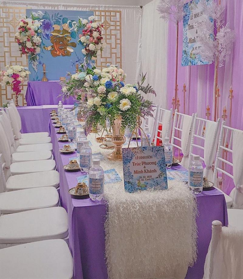 Dịch vụ trang trí tiệc cưới Wedding Pandora