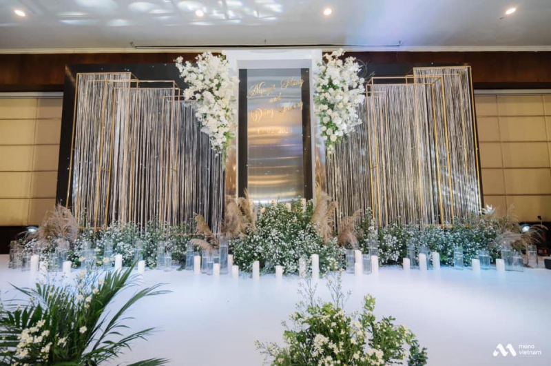 Dịch vụ trang trí tiệc cưới YoLo Wedding Trang Khánh