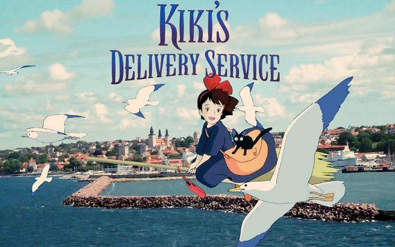 Dịch Vụ Vận Chuyển Kiki - Kikis Delivery Service (1989)