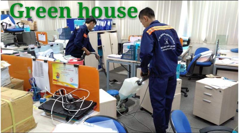 Dịch vụ vệ sinh Sao Việt