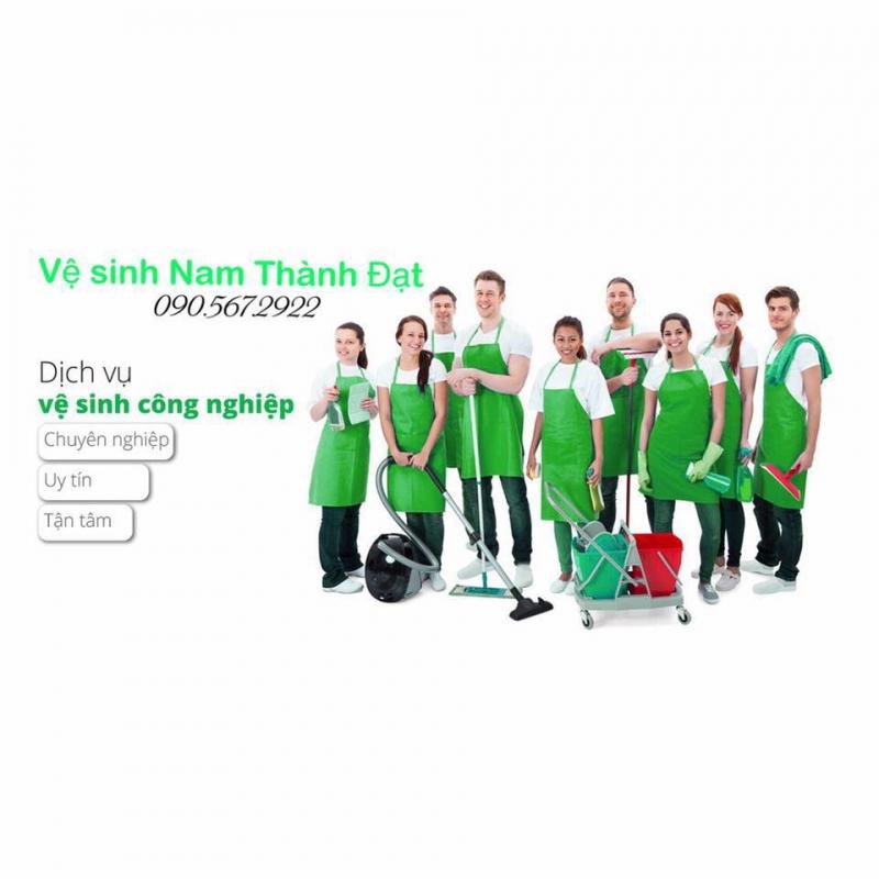 Dịch vụ vệ sinh công nghiệp Nam Thành Đạt