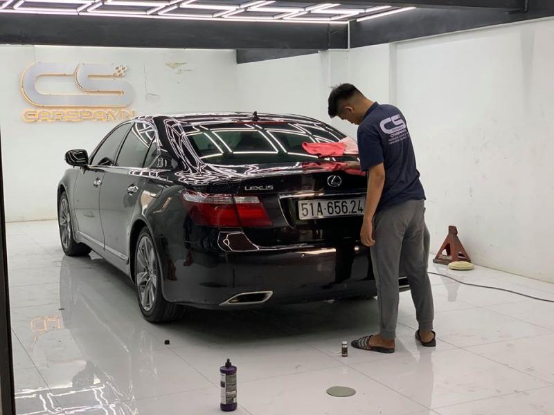 Top 8 Dịch vụ vệ sinh nội thất ô tô uy tín nhất tại TP. HCM