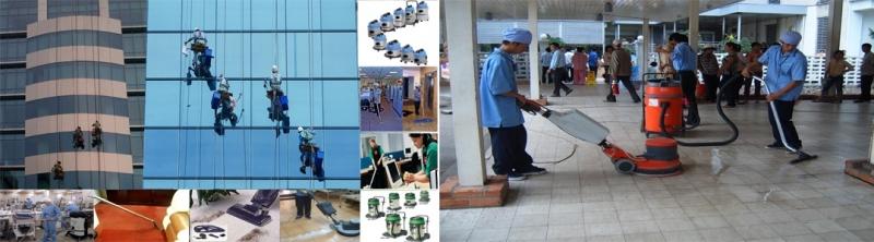 Vệ sinh Thái Nguyễn đã phục vụ nhiều công trình trên khắp cả nước