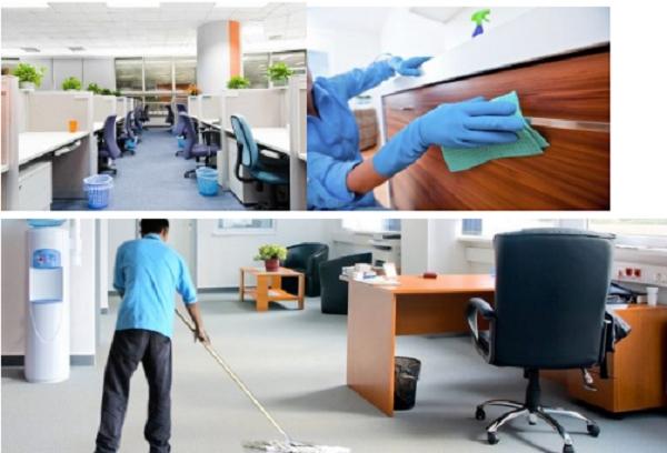 Kết quả hình ảnh cho dịch vụ vệ sinh văn phòng