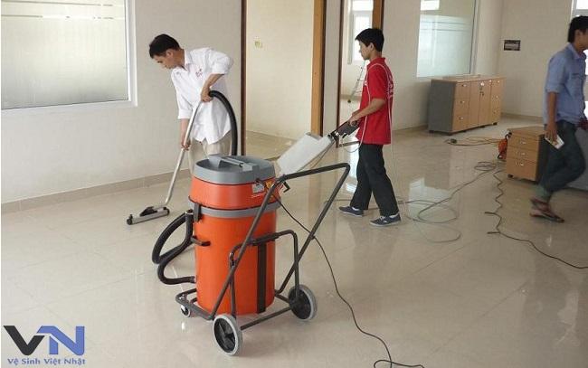 Dịch vụ vệ sinh Việt Nhật