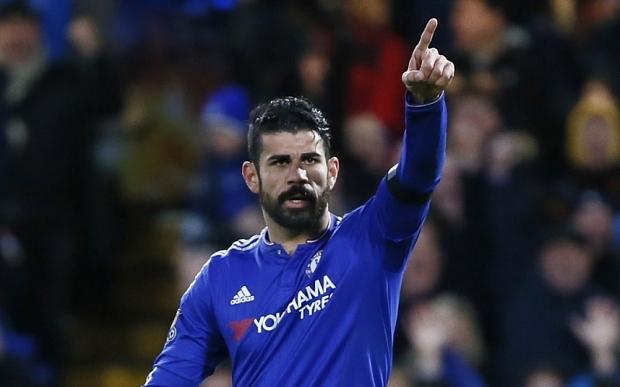 Diego Costa (Chelsea/Tây Ban Nha)