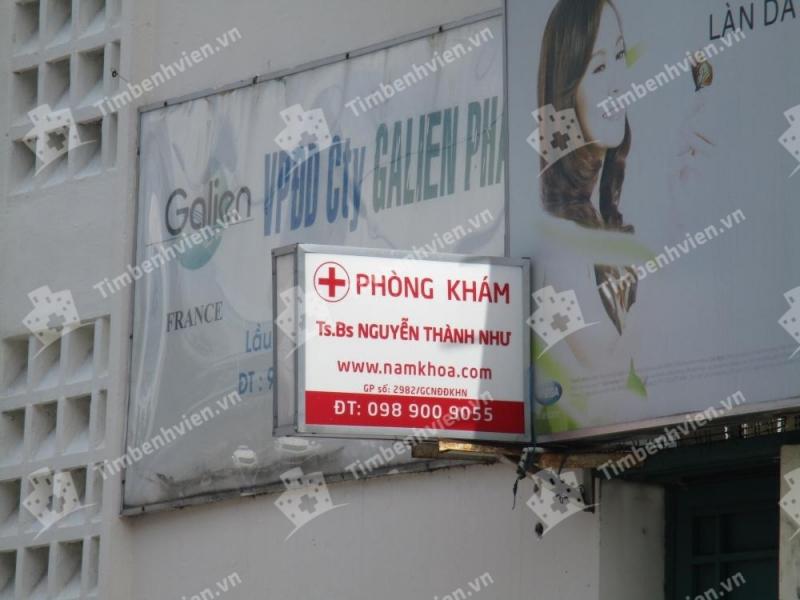 Phòng Khám Bác Sĩ Nguyến Thành Như