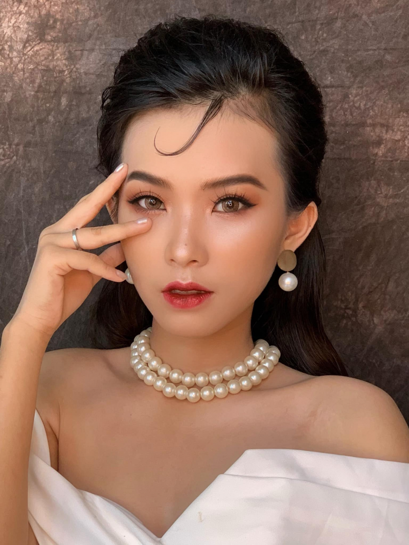 Diễm Phan make Up