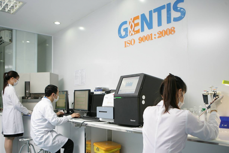 Toàn bộ quá trình xét nghiệm ADN giám định quan hệ huyết thống tại GENTIS đều được thực hiện trong phòng lab hiện đại,