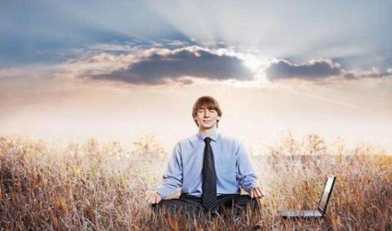 Những người thành đạt luôn giữ được sự điềm tĩnh của bản thân