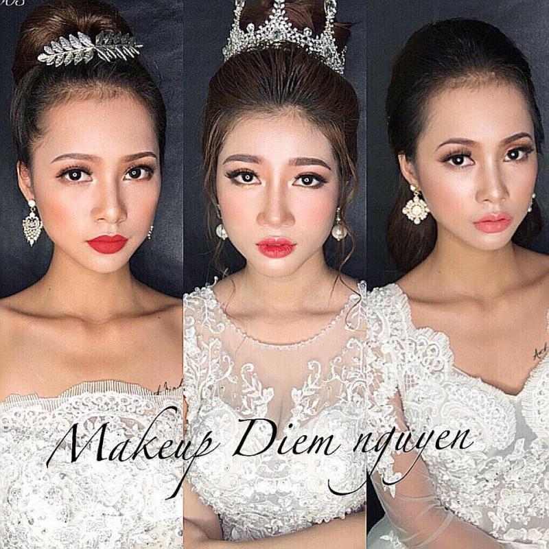 DiemNguyen Make Up