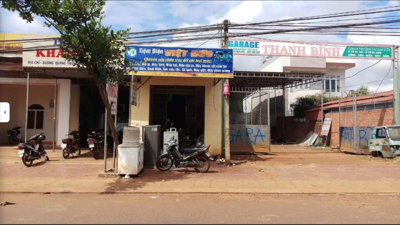 Điện cơ Việt Đức
