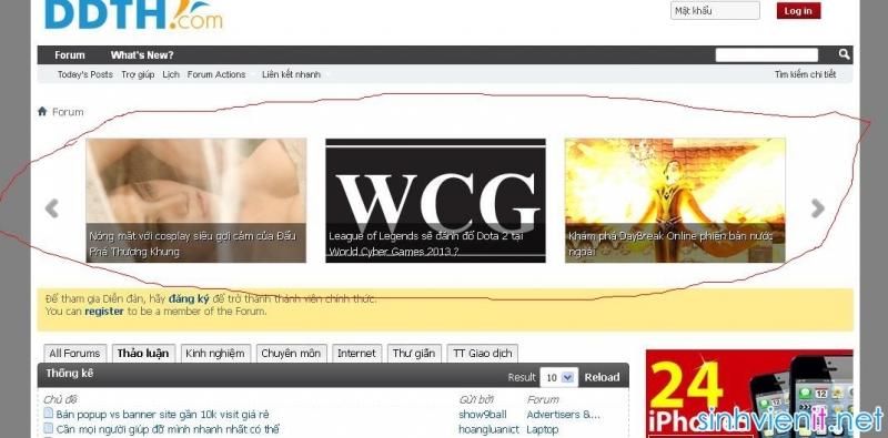 Top 10 website diễn đàn công nghệ lớn nhất Việt Nam