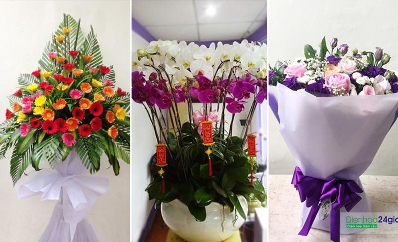 Sản phẩm của hoa tươi 24h