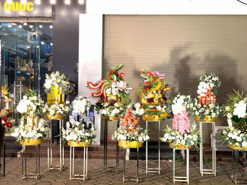 Điện hoa Bắc Ninh - Julyflowers