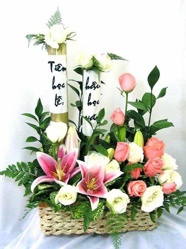 Điện hoa Quảng Ninh dịch vụ cung cấp hoa tươi rộng khắp 63 tỉnh thành